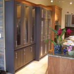 Kitchen Display Cabinets