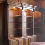 Cabinet and Wall Panels